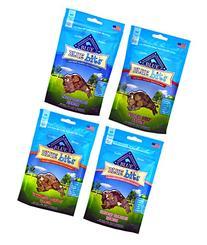 Blue Buffalo Treats Blue Bits Dog Treats - 4 Flavors  - 4