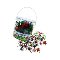 Bug Action Figure - 30 Giant Insects Playset  - Large Sized