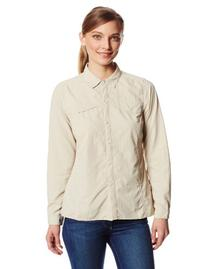 Exofficio Women's Bugsaway Breez'r Long Sleeve, BOne Size,