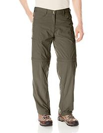 ExOfficio Men's BugsAway Ziwa Convertible Pants, Light Khaki