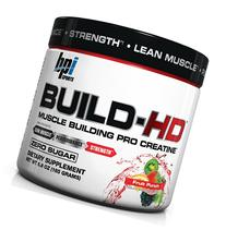 BPI Sports Build-HD  Muscle Building Pro Creatine, Fruit