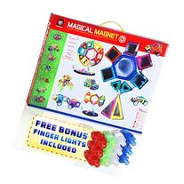 Magical Magnet Building Learning Toy Set for Kids - Magnetic