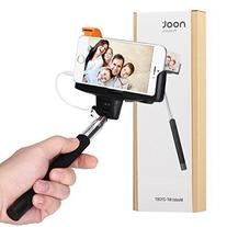 Noot Built-in Remote Shutter Selfie Stick for Apple, Android