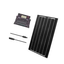 Renogy KIT-BUNDLE30D 30W 12V Monocrystalline Solar Bundle