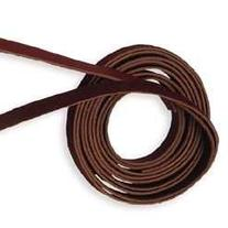 "Tandy Leather Burgundy Saddle String 1/2"" x 60"" 5008-15"