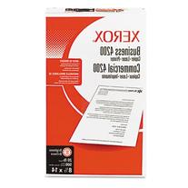 Xerox Business 4200 Paper, 92 bright, 20 lb., Bond 8.5 Inch