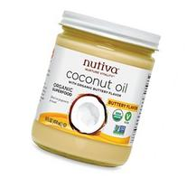 Nutiva Buttery Coconut Oil 14 oz