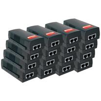 BV Tech 16-Pack 19W Single Port 100Mbps Power Over Ethernet