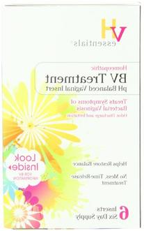 VH Essentials BV Treatment Vaginal Inserts, Homeopathic Time