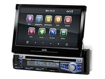 BOSS AUDIO BV9976B Single-DIN 7 inch Motorized Touchscreen