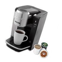Mr. Coffee BVMC-KG6-001 Single Serve Coffee Brewer Powered