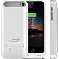 iPhone SE/5S/5C/5 Battery Case - Alpatronix BX120plus iPhone