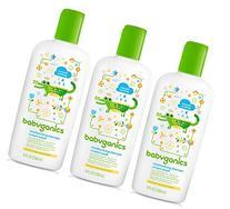Babyganics Bye Bye Dry Moisturizing Therapy Cream Wash