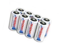 Tenergy 8 pcs Premium C Size 5000mAh High Capacity High Rate
