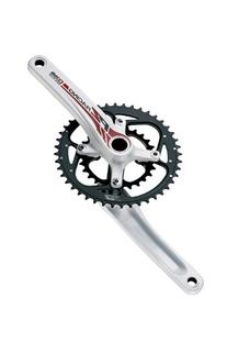 PZ Racing C3MB Al6061 Arm Bike Crankset, 175mm, Powder
