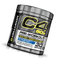 Cellucor C4 50X High Energy Pre Workout Supplement, Icy Blue