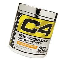 Cellucor C4 Pre-Workout, Orange Dreamsicle, 6.87 oz