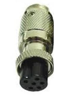 WORKMAN C4PDF6 6-Pin DELTA FORCE TO 4-Pin COBRA CB RADIO