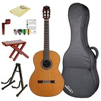 Cordoba C9 CD Crossover Acoustic Nylon String Classical