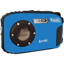 Coleman C9WP-BL Xtreme3 20 MP Waterproof Digital Camera with Full 1080p HD Video