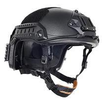 Lancer Tactical CA-806B Maritime ABS Helmet Color: Black,