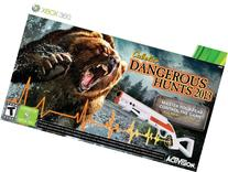 Cabela's Dangerous Hunts 2013 with Gun - Xbox 360