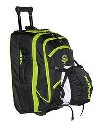 Sportube Cabin Cruiser Wheeled/Padded Carry On Boot Bag,