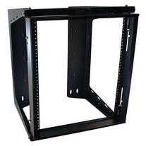 C2G / Cables To Go 16128 APW  12U Swing Out WallMount Rack,