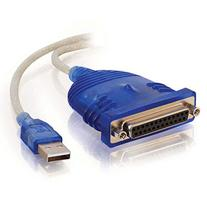 C2G / Cables To Go 16899 USB To DB25 Parallel Printer
