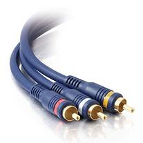 C2G / Cables To Go 40469 Velocity RCA Audio/Video Cable