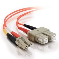 C2G / Cables To Go 33154 LC-SC  62.5/125 OM1 Duplex