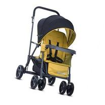 Joovy Caboose Graphite Tandem Stand-On Stroller - Amber