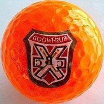 Caddyshack Inspired Bushwood Country Club Logo Wilson Fifty