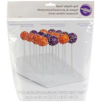 "Cake Pops Slanted Treat Stand 1/Pkg-2.37""x8.37"