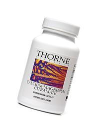 Thorne Research - Calcium-Magnesium Citramate 90c