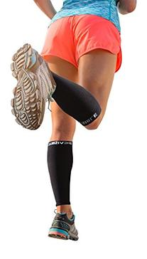 Calf Compression Sleeve - BeVisible Sports Footless Leg