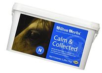 Hilton Herbs Calm and Collected Herbal Supplement for