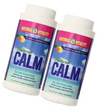 Natural Vitality Natural Calm Magnesium, Powder, Raspberry