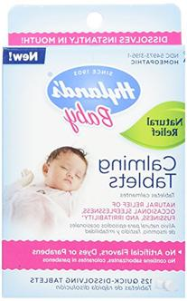 Hyland's Homeopathic Baby Calming Tablets, 125 Count