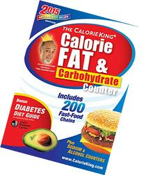 The CalorieKing Calorie, Fat & Carbohydrate Counter 2015: