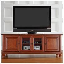 Crosley Furniture Cambridge 60-Inch Low ProfileTV Stand in