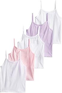 Hanes Big Girls' Camis, Assorted, Small
