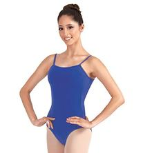 Adult Camisole Cotton Dance Leotard,N5500LAVM,Lavender,