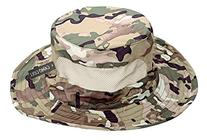 Camo Coll Outdoor Camouflage Bucket Boonie Hat Hunting