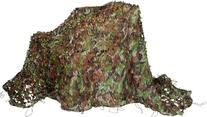 Modern Warrior Camouflage Hunting and Tactical Net, 12.5-Feet x 5-Feet