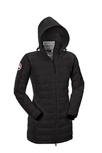 Canada Goose Women's Camp Hooded Jacket Black XS