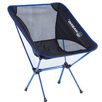 WASING Camping Chairs Outdoor Folding Chair with Carrying