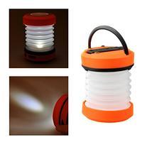 DuaFire Camping LED Lantern With Hand Crank Flashlight Torch
