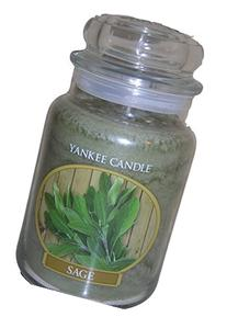 Yankee Candle Sage 22 oz Large Jar Candle