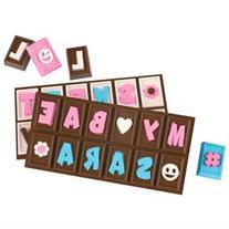 Candy Craft Treat Kit - Alphabet